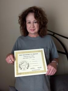 Laura Bridges – Third Honorable Mention Sybil Nash Abrams Contest
